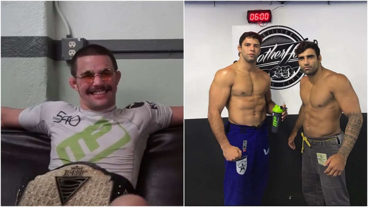 Some Poor Soul Tried To Censor Garry Tonon